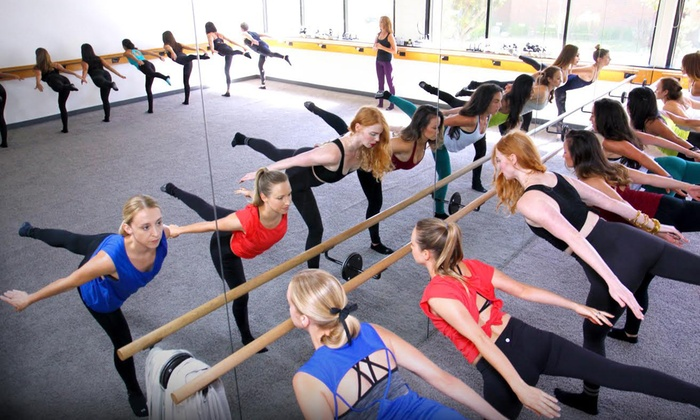 The Bar Method - Multiple Locations: $71 for 30 Days of Unlimited Classes for New Students at The Bar Method ($250 Value)