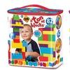 Kids@Work Block Set in Tote Bag (82-Piece)