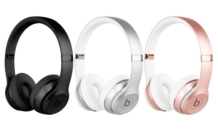 TitoloCuffie wireless Beats Solo disponibili in 5 colori