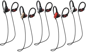 BlackWave Sport Wireless Bluetooth In-Ear Headphones