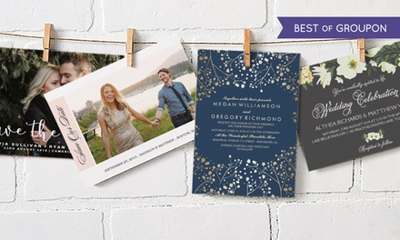 Zazzle Custom Invitations and Announcements (Up to 71% Off)