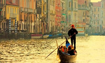 Visite de Venise en Gondole pour 1 à 6 personnes