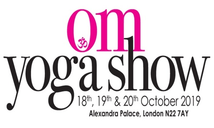 The OM Yoga Show, 18–20 October at Alexandra Palace