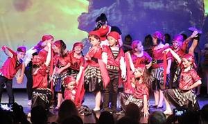 MAX Teatro Musical: Clases de teatro musical para niños, jóvenes y adultos o ballet en inglés desde 19,90 € en MAX Teatro Musical