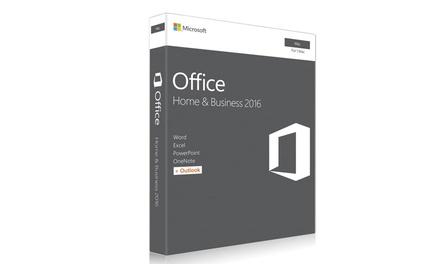 Microsoft Office Home & Business (Sie sparen: 68%)