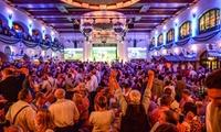 """2 Tickets für das """"Wiesnzelt"""" mit Sitzplatz und Clubbing oder nur """"Wiesnzelt"""" Clubbing am Stiglmaierplatz (50% sparen)"""