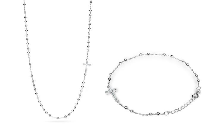 bracciale rosario pandora