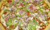 Ninoss Pizzeria Restaurant - Westfield: Pizza, Pasta, and Salads at Ninoss Pizzeria Restaurant (Up to 47% Off). Two Options Available.