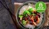 Takeaway Japanese Rice Bowl