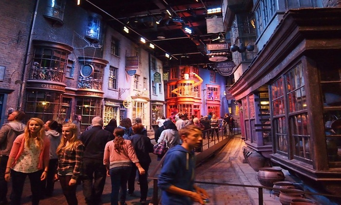 Harry Potter Studio Tour Tickets Groupon