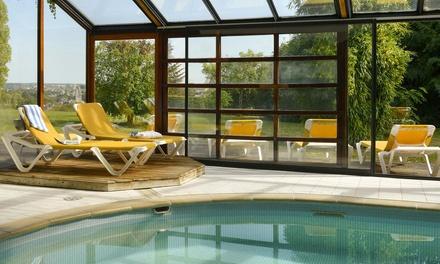 Vallée de la Loire : 1 à 3 nuits avec petit-déjeuner, sauna et dîner en option à l'hôtel Luccotel pour 2 personnes