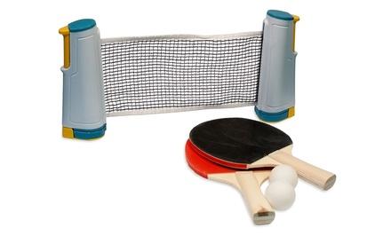 Portable Table-Tennis Set