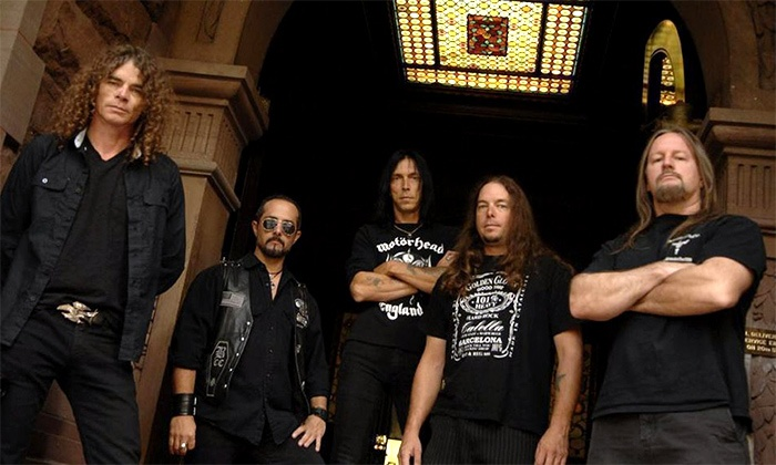 Overkill and Symphony X - House of Blues Chicago: Overkill and Symphony X on September 24 at 8 p.m.