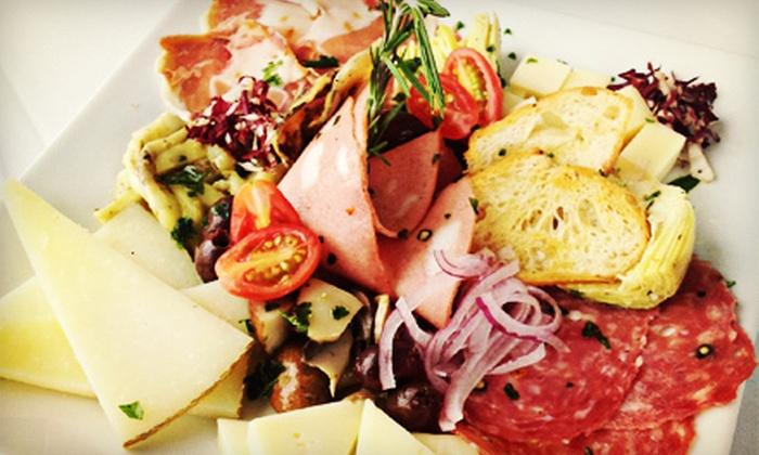La Canzone Ristorante & Lounge - Miami: $20 for $40 Worth of Upscale Italian Cuisine at La Canzone Ristorante & Lounge