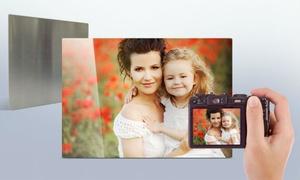Printerpix: Geprinte foto op aluminium in twee afmetingen