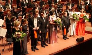 """Opera Classica Europa: Italienische Operngala mit vier """"Ersten Preisträgern"""" der bedeutendsten Gesangswettbewerbe Europas (bis zu 40% sparen)"""