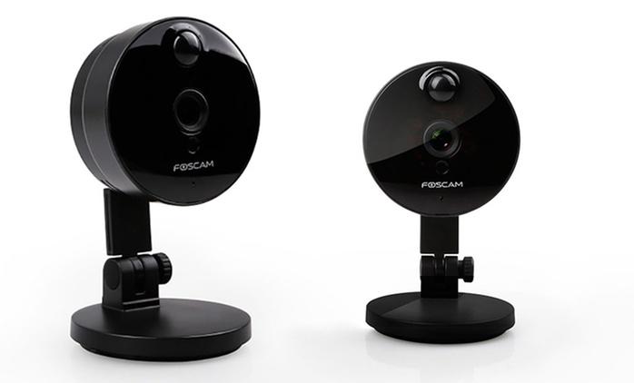 Mini Wireless Überwachungskamera Foscam C1 720P (31% sparen*)