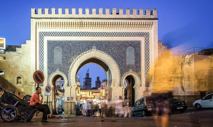 STE - SAMA TOURS - Riad Assia: ✈Marruecos: 7 noches para 1 con desayuno en Marrakech y Fez, media pensión en desierto, visitas, traslados y vuelo I/V