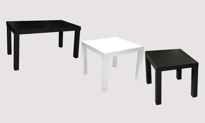 Tavolini da salotto groupon goods for Groupon shopping arredamento