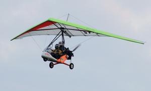Ośrodek Szkolenia Lotniczego Bravo-Delta: Szkolenie z lotem widokowym motolotnią (149,99 zł) i filmowaniem (199,99 zł) oraz więcej w Ośrodku Bravo-Delta