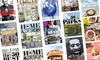 Up to 47% Off on Magazine - Print Subscription