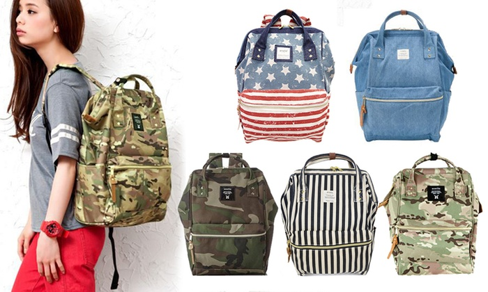 UDS Global Limited: $37 for an Anello Backpack in Choice of Design