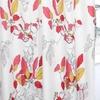 Josie Printed Fabric Shower Curtain