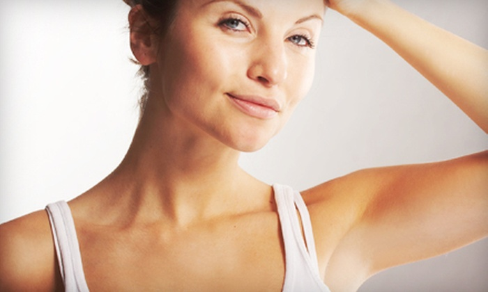 Dr. Torchizy M.D. Cosmetic Laser Surgery - Woodbridge: Six Laser Hair-Removal Sessions for a Small, Medium, or Large Area from Dr. Torchizy M.D. (Up to 83% Off)