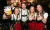 Up to 40% Off General Admission to Oktoberfest Northwest