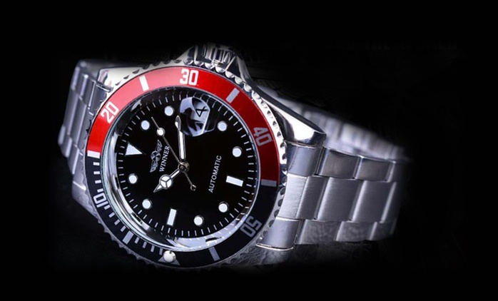 Orologio automatico da uomo Klaus Winner a 29,99 €