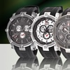 Elini Barokas Men's Chronograph Watch