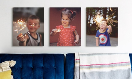 Custom Premium Canvas from Canvas on Demand (Up to 94% Off). Eight Sizes Available