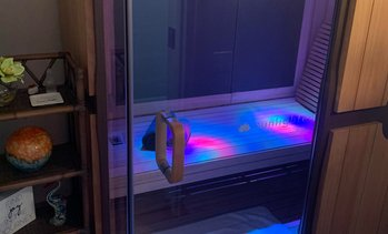 Up to 52% Off Infrared Sauna Session at Inner Light