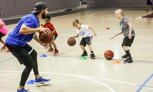 D1 Basketball United: Two or Four Skills and Drills Sessions at Larry Hughes' D1 Basketball United (Up to 50% Off)
