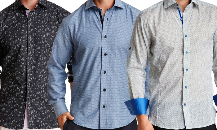 Bespoke Men's Casual Shirts (Extended Sizes Available)