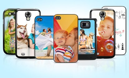 image for Personalised Phone Case from Printerpix (Up to 91% Off)