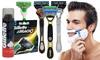 Set de afeitado Gillette