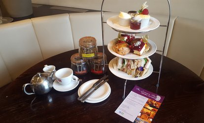 Afternoon Tea for Two or Four at The Lemon Tree Restaurant