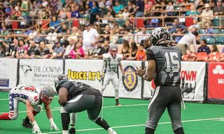 Duke City Gladiators Indoor Football Game (March 23–June 22)