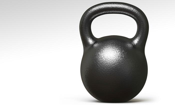 MMA Undrground - Crystal Lake: Four or Six Weeks of Unlimited Kettlebell or Extreme Cage Fighter Workout Classes at MMA Underground (Up to 74% Off)