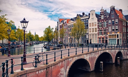 groupon.com - Amsterdam Vacation. Price is per Person, Based on Two Guests per Room. Buy One Voucher per Person.