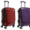 """Adrienne Vittadini 21"""" Expandable Hardside Rolling Suitcase"""