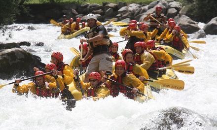 Percorso avventura o rafting a 9,90€euro