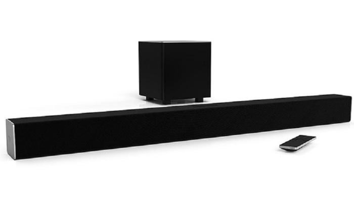 Vizio Smartcast 2 1 Channel Sound Bar System Mfr Refurb