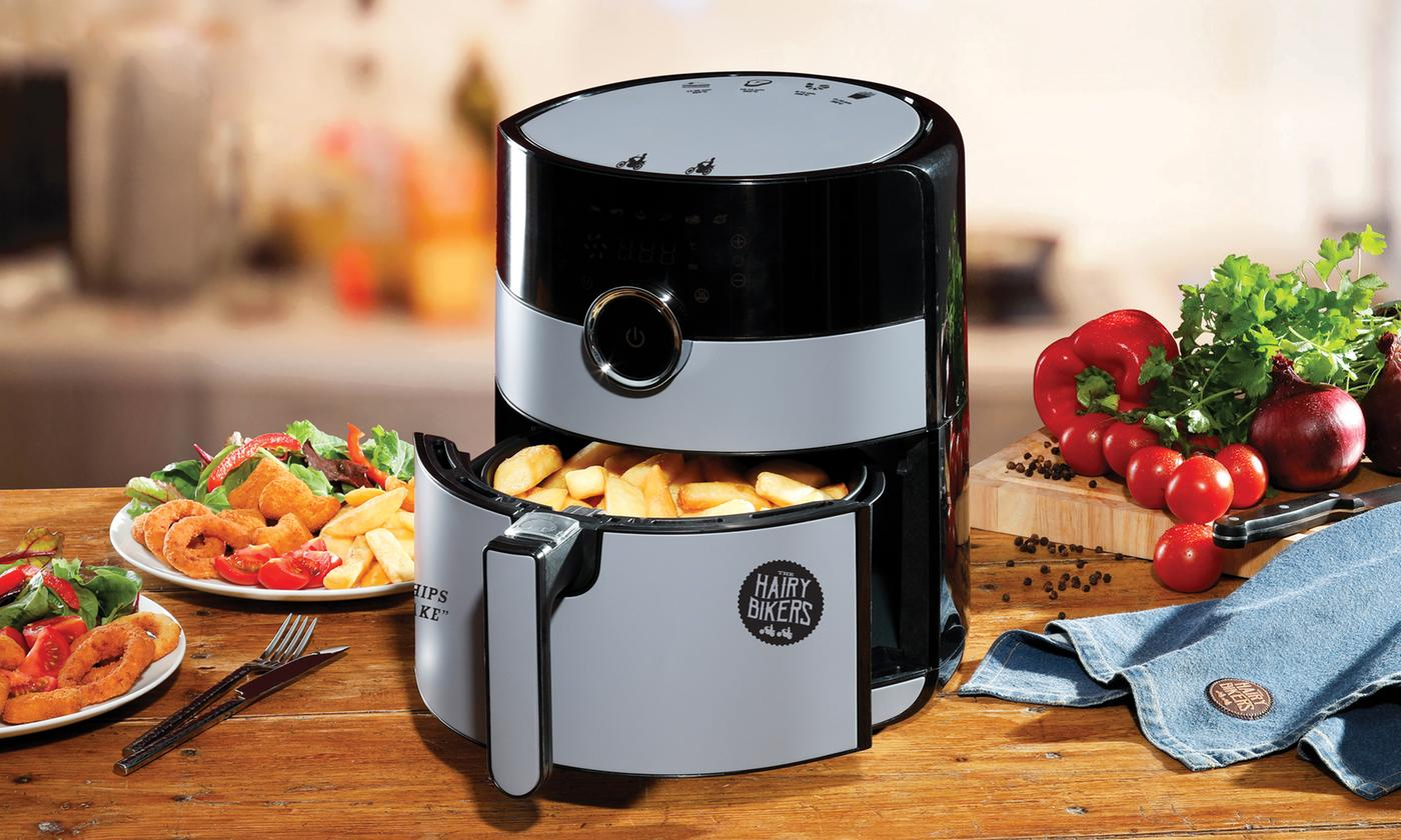 Hairy Bikers 4.5L Air Fryer
