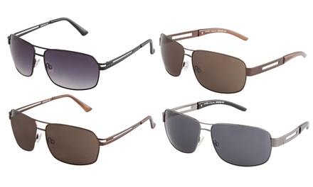 Gafas de sol para hombre Carlo Monti, 100% protección UV