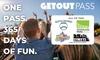 Up to 40% Off 12-Month Washington GetOutPass from GetOutPass