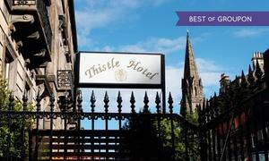 Edinburgh Stay With Breakfast
