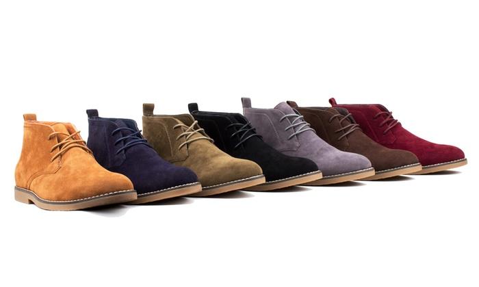 Braveman Men's Chukka Boots