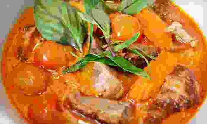 Bangkok Terrace - Rio Grande: Thai Cuisine and Drinks for Lunch or Dinner at Bangkok Terrace (Half Off)